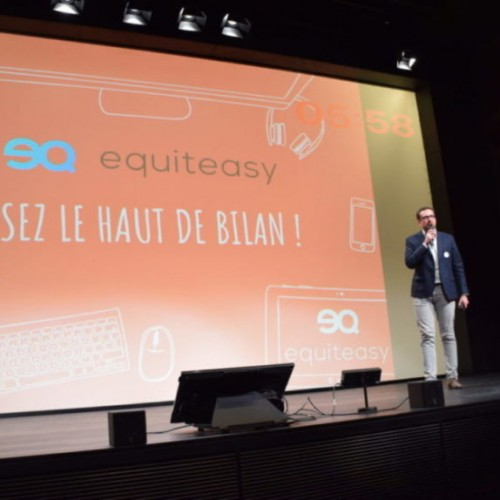Equiteasy Pitch à StationF